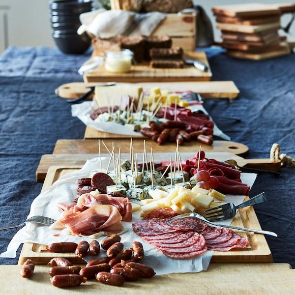 Pripravte sviatočný večierok bez varenia.