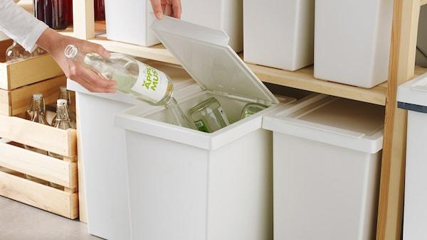 Прочие контенеры для сортировки, хранения и переработки.