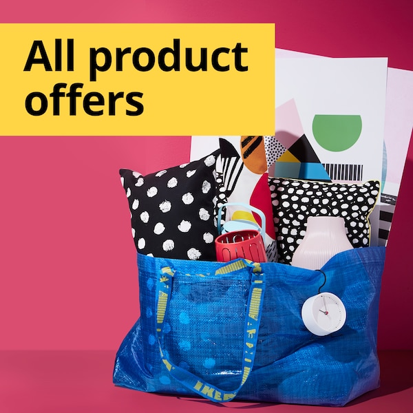 Product offers and promotions