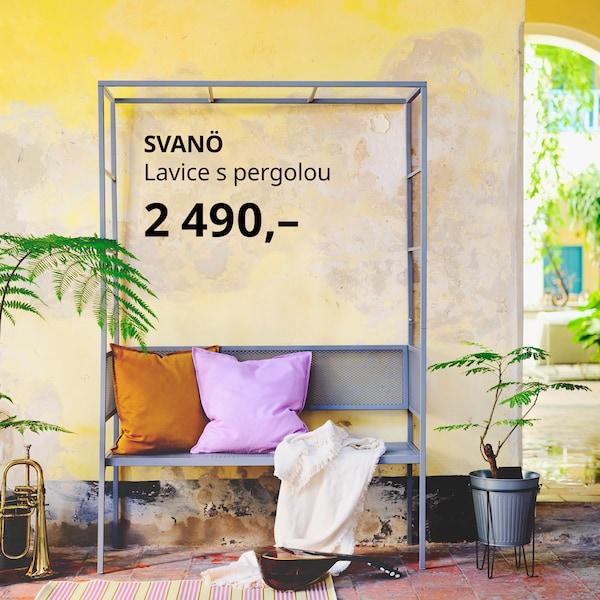 Prohlédněte si naši nabídku venkovního nábytku.