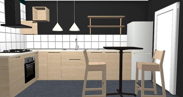 Projekt kuchni #35