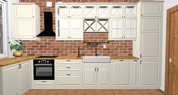 Projekt kuchni #59