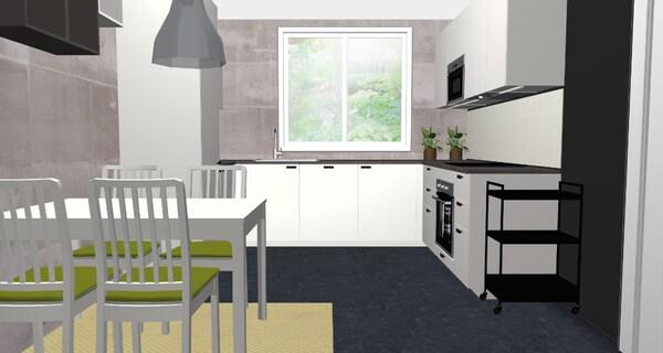 Projekt kuchni #89