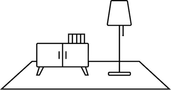 projekt wnętrza IKEA.