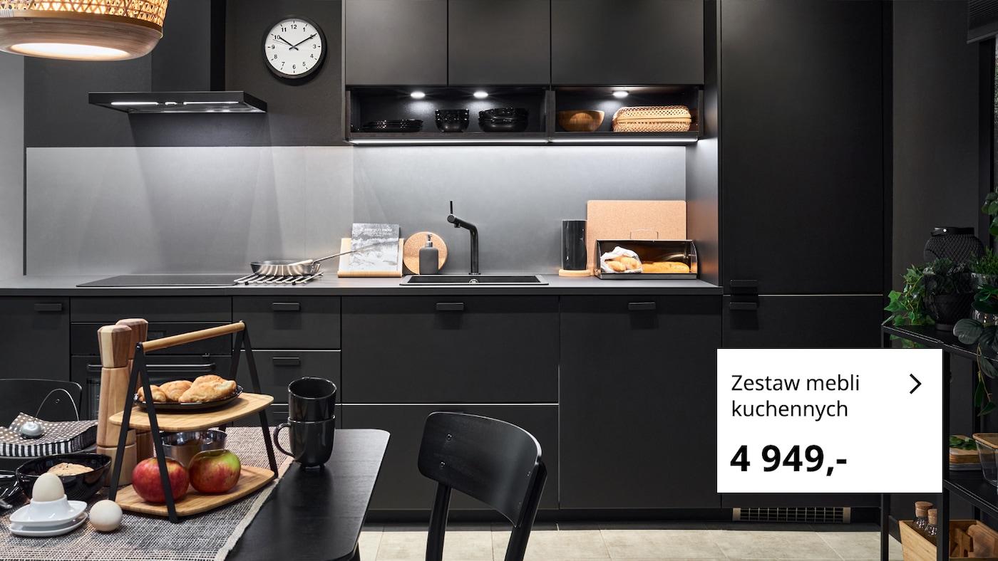 System Mebli Kuchennych Ikea Metod Ikea