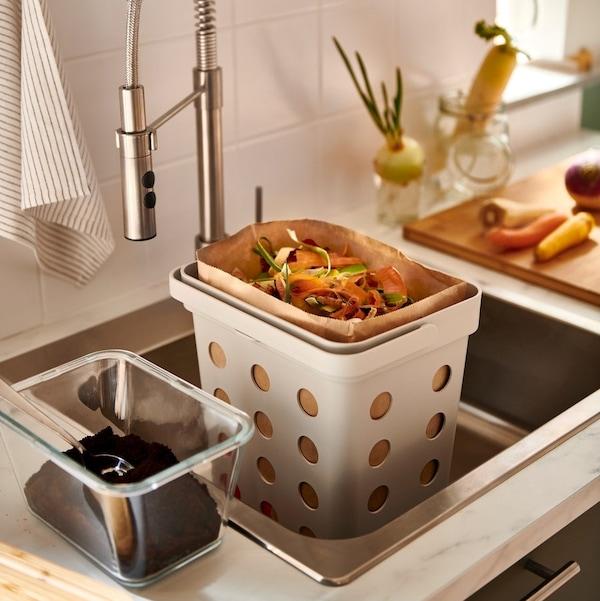 Przechowywanie odpadów