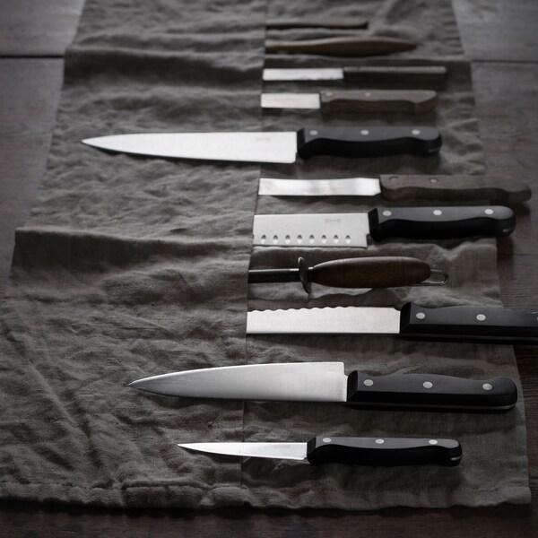 Przewodnik dla kupujących noże.