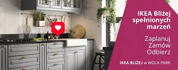 Punkt Odbioru Zamówień IKEA w CH Wola Park