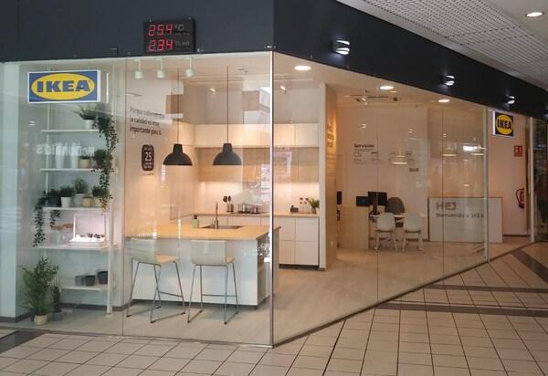 Punto de Planificación IKEA Diseña El Mirador, Burgos
