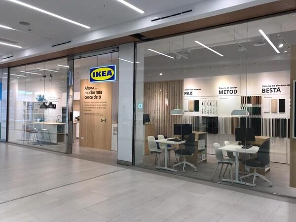 Punto de Planificación IKEA Diseña El Tormes, Salamanca