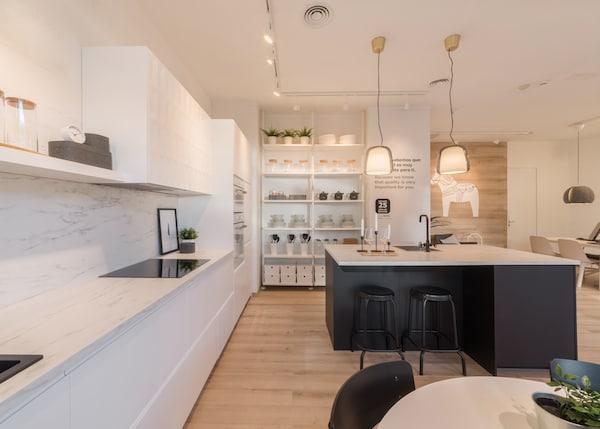 Punto de Planificación IKEA Diseña La Marina, Benidorm