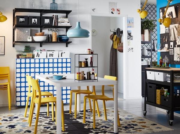 Idee per arredare la sala da pranzo - IKEA