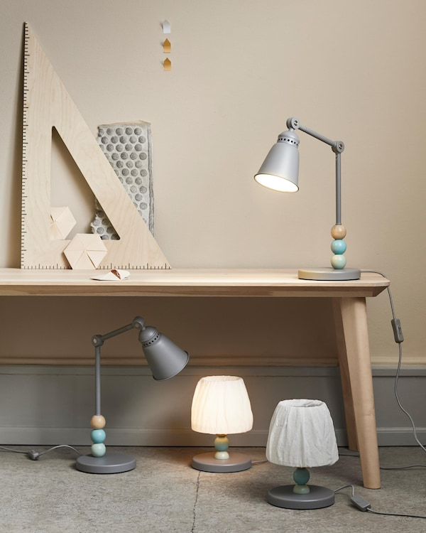 Luce che arreda ikea - Ikea lampade da tavolo ...