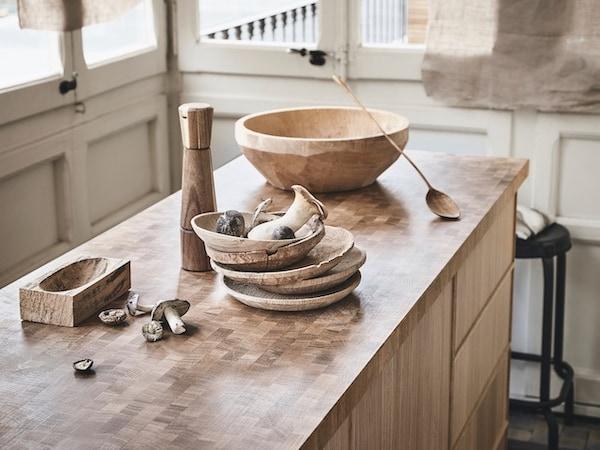 رابط لسطح عمل المطبخ
