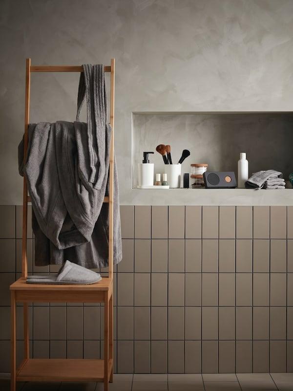RÅGRUND baderomstilbehør.