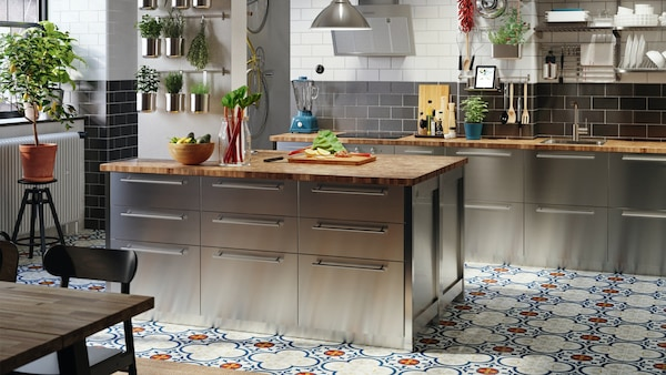 Rancang dapur impian anda