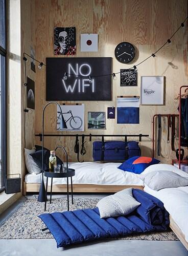 男性一人暮らしの部屋