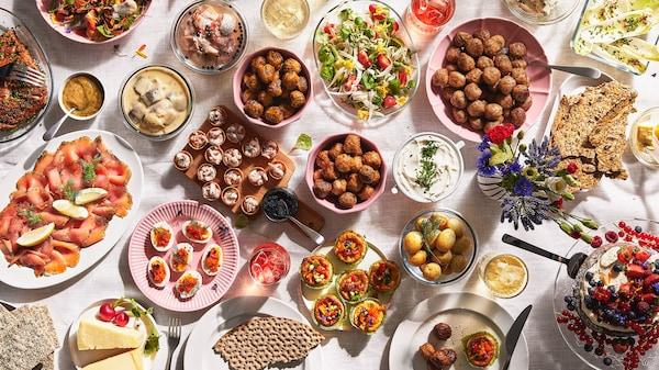 Рецепты со шведскими фрикадельками