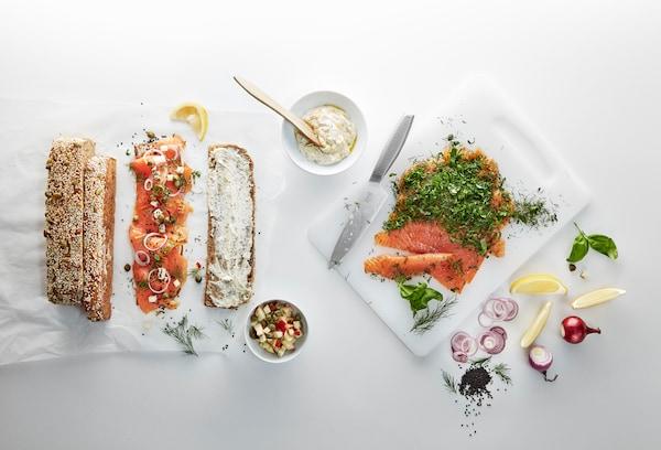 Recetas fáciles para hacer con salmón ahumado