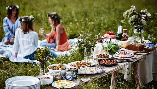 Recettes pour la période de Pâques avec les produits en vente à l'Epicerie suédoise IKEA
