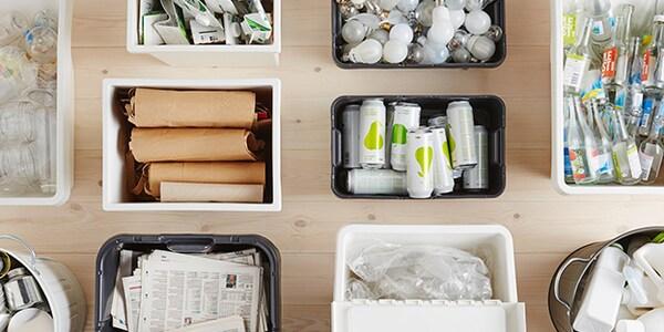 Reciclaje IKEA Catalunya