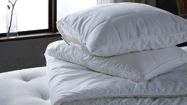 Recyclez vos anciens oreillers et couettes en duvet et recevez 15% sur les nouveaux