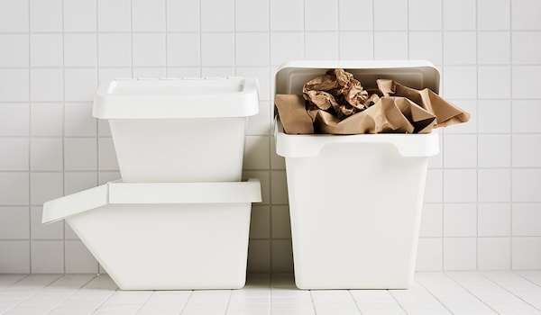 Recycling and minimising waste