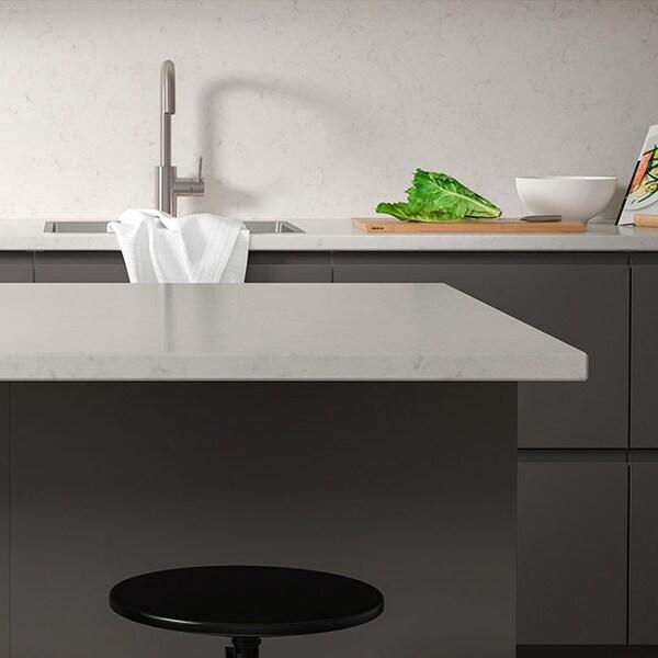 Réduction de 15%* sur les comptoirs de cuisine en quartz KASKER.