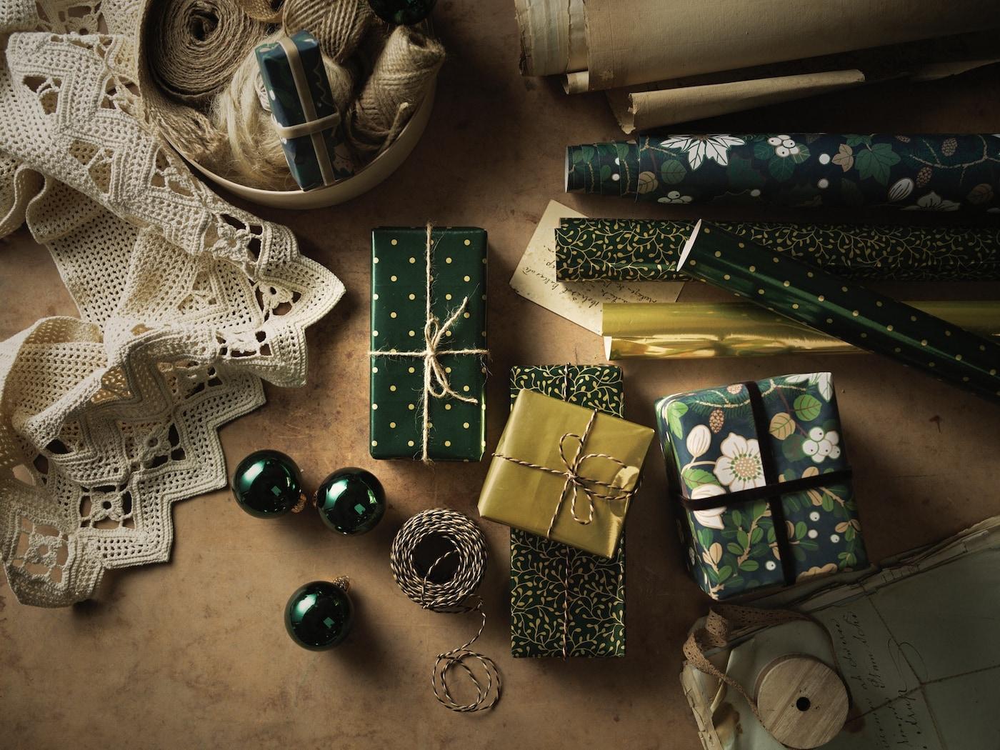 Regalos de Navidad - ideas de regalos sostenibles
