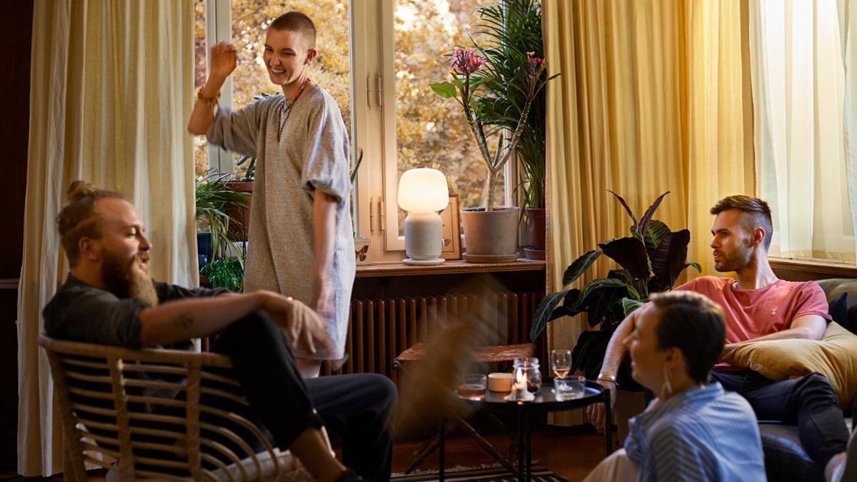 Relax a casa con IKEA SYMFONISK