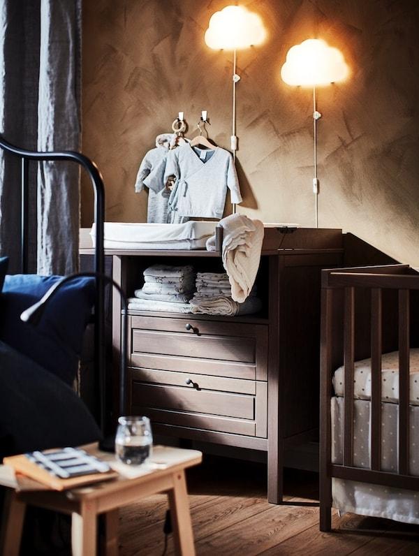 Renovating a children's bedroom