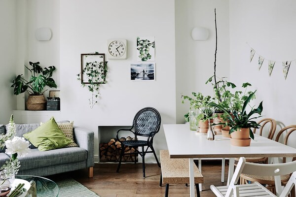 Rental home - stylingtips personal touch - IKEA inspiration