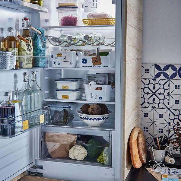 Ridurre resti di cibo: consigli IKEA