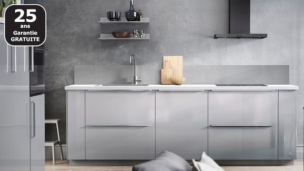 Page Finitions Cuisine Ringhult Gris Ikea