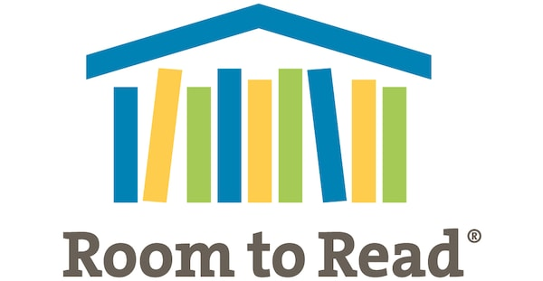 Room to Read logo.