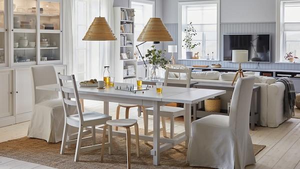 Complete Woon Eetkamer.Eetkamergalerij Ikea