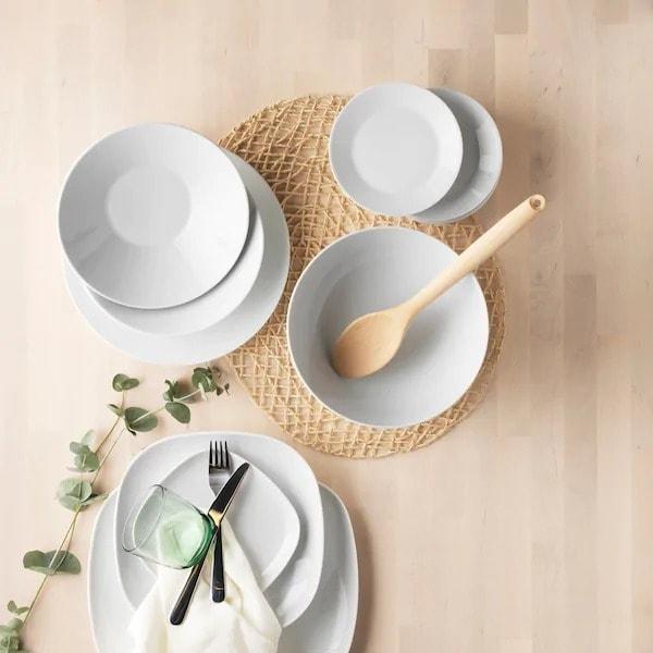 Руководство по материалам, из которых сделана столовая и кухонная посуда.