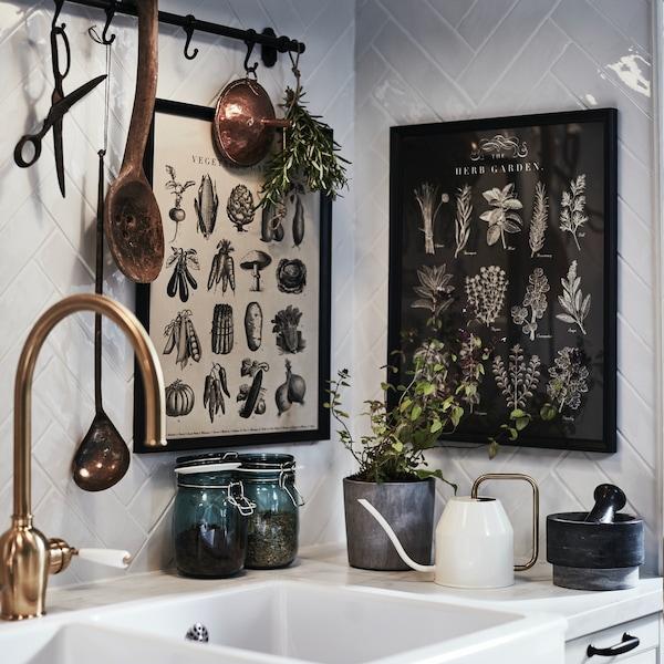 Rustykalne dekoracje w domu