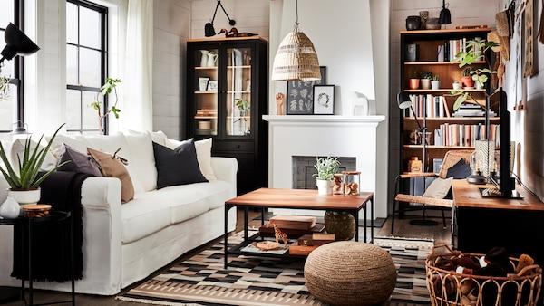 Rustykalne wnętrza – pomysły na wiejski styl