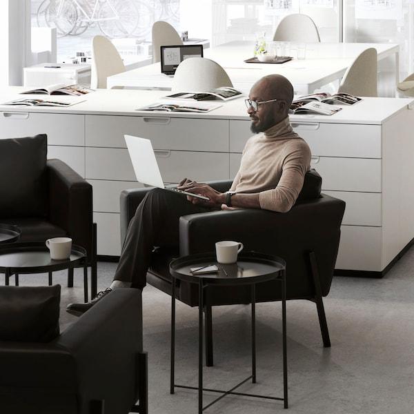 Sådan handler du online som erhvervskunde på IKEA.dk.