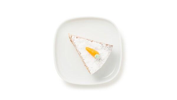 Saisonales Dessert: Rüeblikuchen