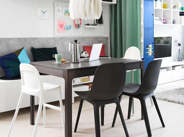 Tavoli Moderni Ikea.Arredamento Per La Sala Da Pranzo Ikea