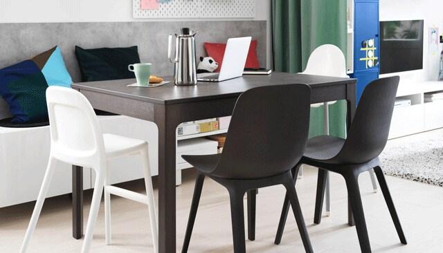 Sedie Da Salotto Ikea.Arredamento Per La Sala Da Pranzo Ikea