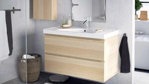 Salle de bain et Buanderie