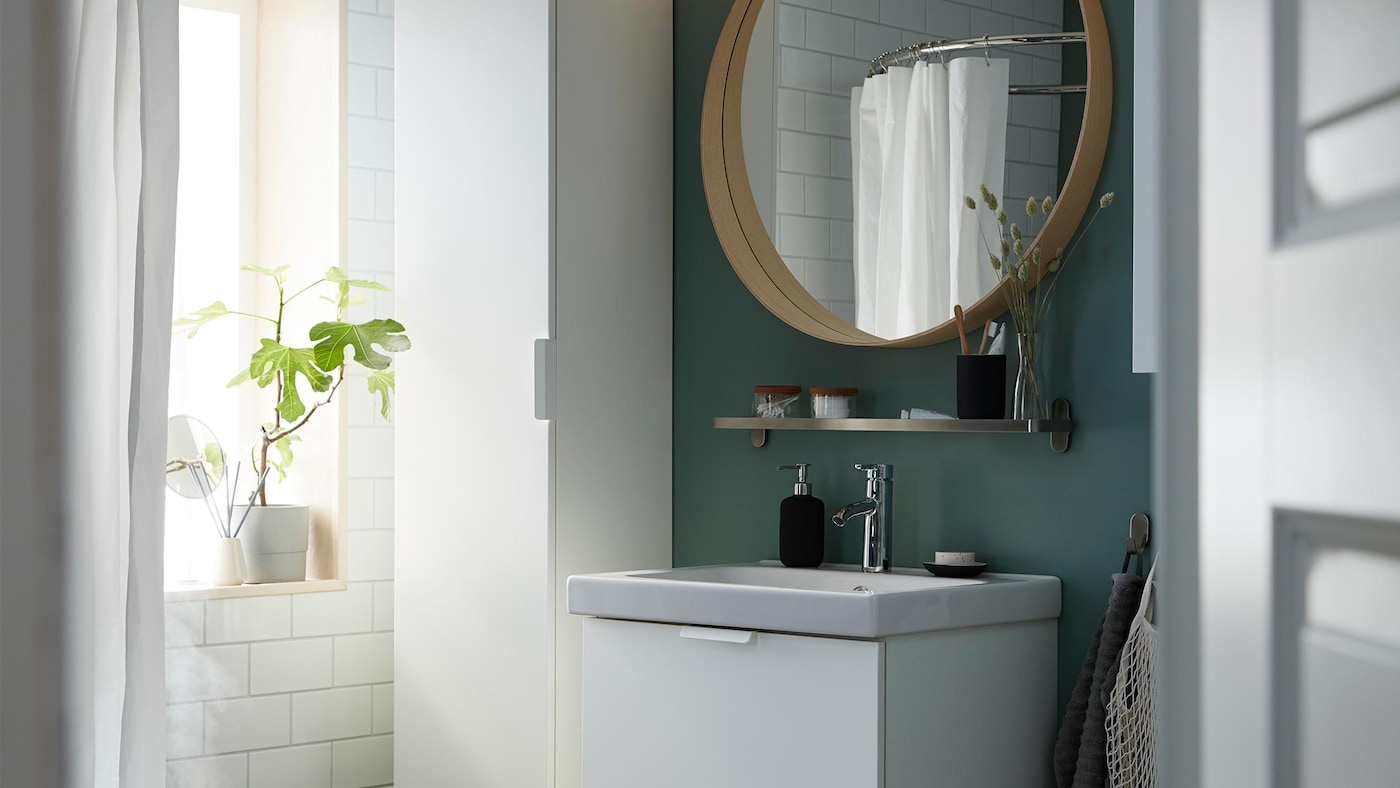 meubles de salle de bain et d coration ikea. Black Bedroom Furniture Sets. Home Design Ideas
