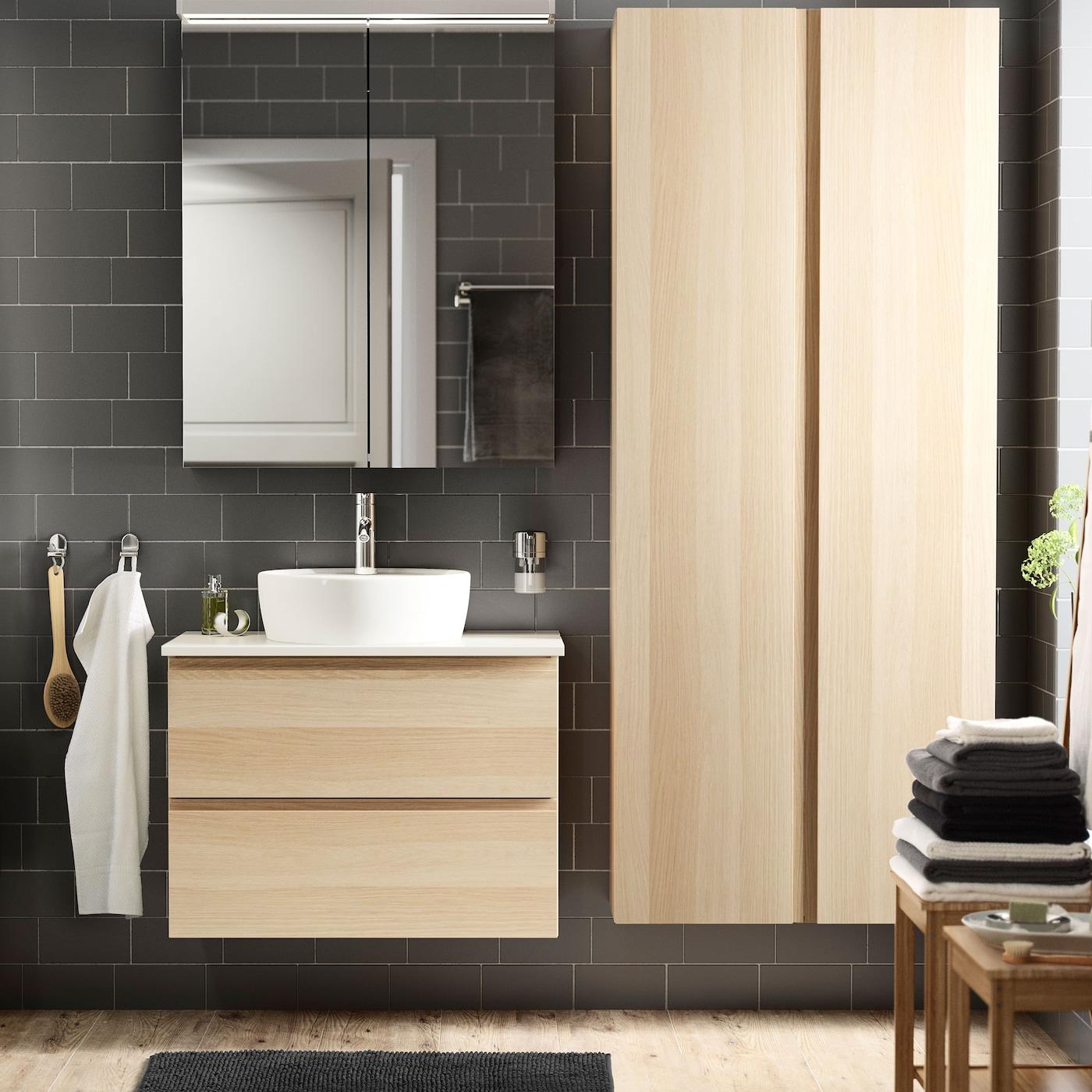 Salle De Bain : Serie GODMORGON IKEA