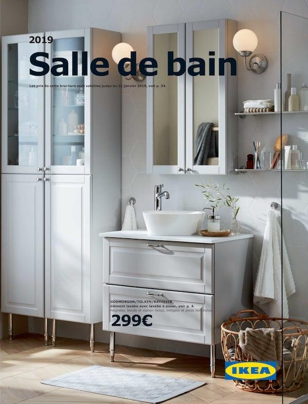 Catalogue printemps 2019 brochures ikea - Ikea accessoire salle de bain ...