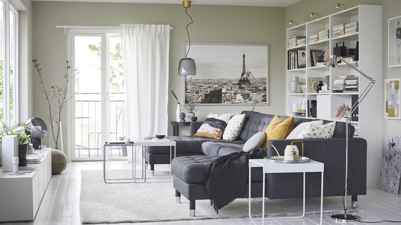 meuble salon d coration salon et s jour ikea. Black Bedroom Furniture Sets. Home Design Ideas