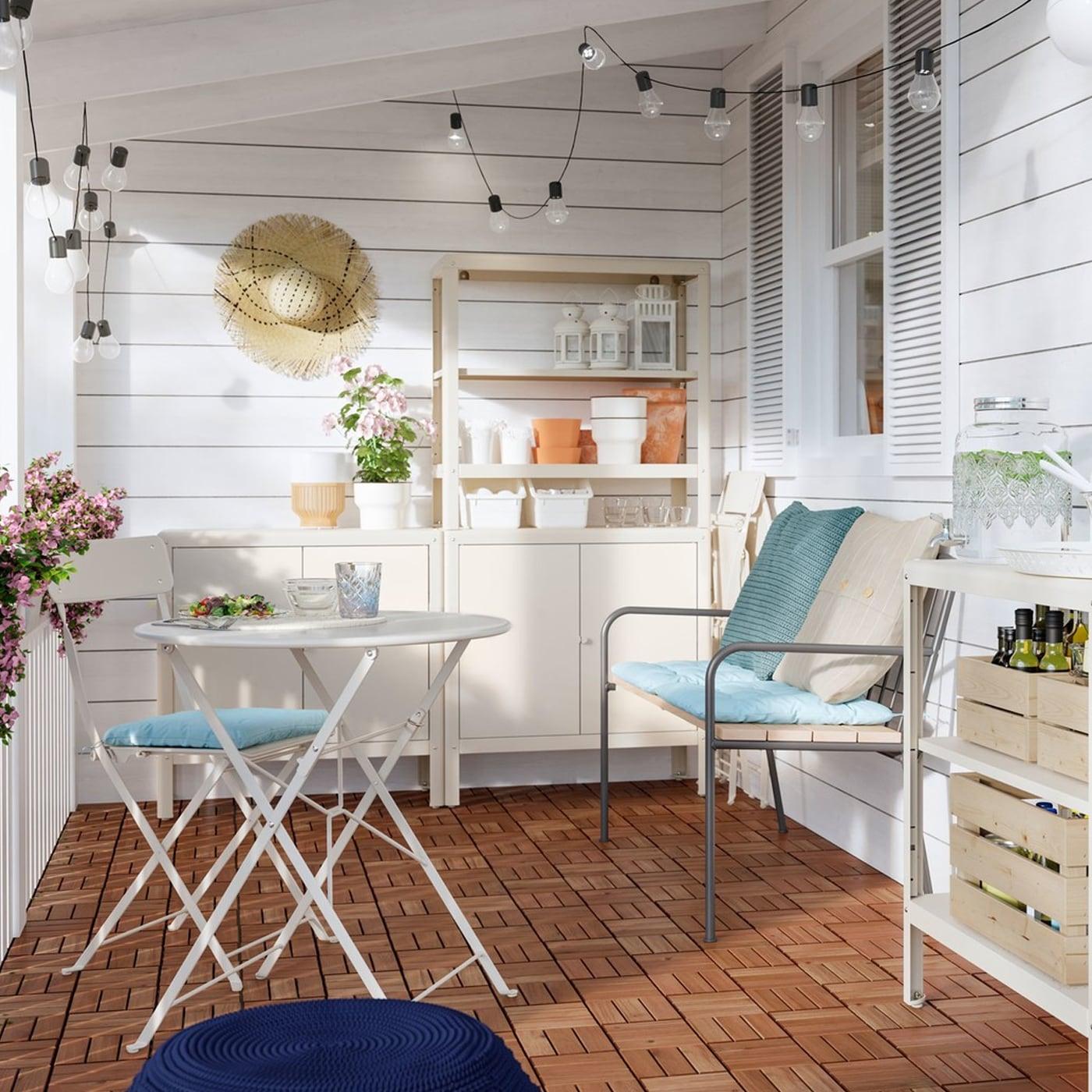 Dein Esszimmer Im Freien IKEA