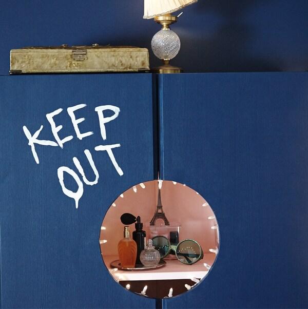 Savjet za kupaonicu za dizajniranje personalizirane stanice oko kupaonskog ogledala.
